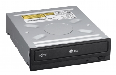 DVD Writer LG GH22NS70 22x, S-ATA, Negru, Bulk - refurbished