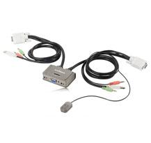 Switch KVM cu 2 porturi USB Edimax EK-2U2CA