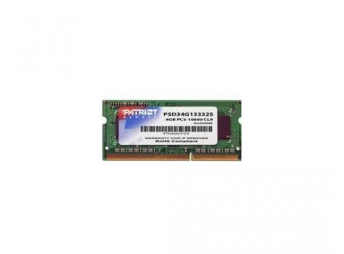 Memorie laptop Patriot Signature 4GB DDR3 1333MHz