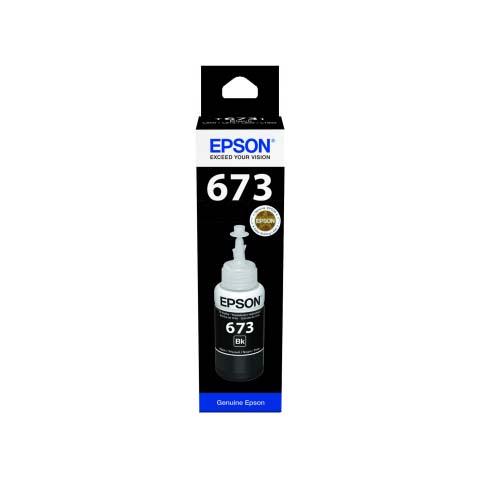 Cerneala neagra doza pentru Epson L800/L805/L850, 70ml