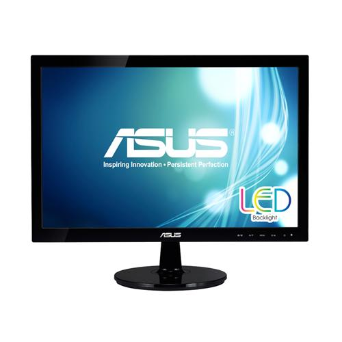 "Monitor LED Asus VS197DE 18.5"", 136x768, 5ms, VGA, Negru"