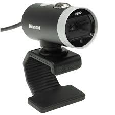 WebCam Microsoft LifeCam Cinema, HD (1280x720), micorofon, USB, H5D-00014