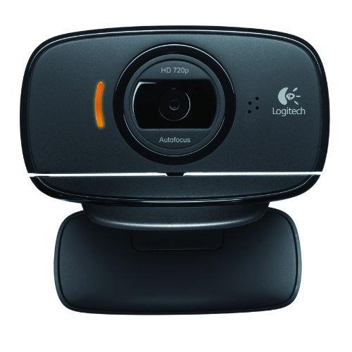 Webcam HD Logitech B525, USB 2.0