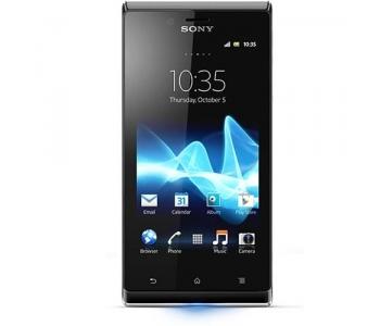 Sony Xperia J Gold
