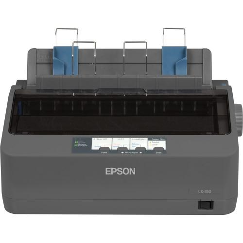 Imprimanta matriciala Epson LX-350, A4, 9 pini, 347cps, parallel / Serial RS232 / USB