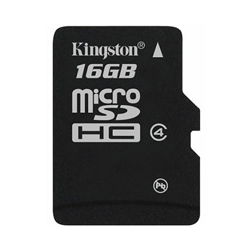 Card memorie Kingston Secure Digital microSDHC 16GB, Class 4