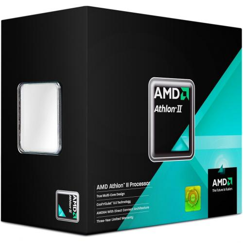 Procesor AMD Athlon II X2 340 3.60GHz, Socket FM2, Box