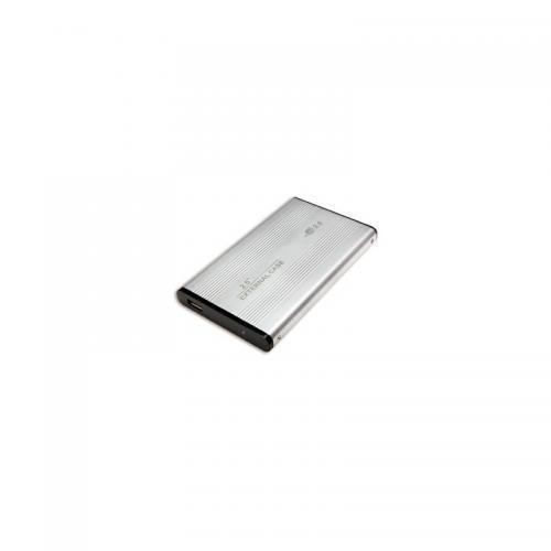 Rack Logilink UA0041A, S-ATA, USB 2.0, Aluminium