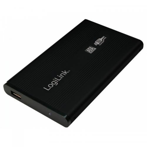 Rack Logilink UA0106, S-ATA, USB 3.0, Black