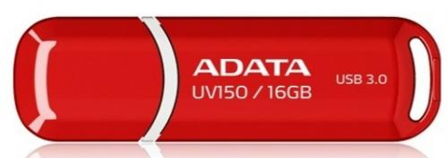 Memorie USB ADATA MyFlash UV150, 16GB, USB3.0, Glossy Red