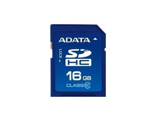 Card de memorie ADATA SDHC Ultra-High Speed, 16GB, Class 10