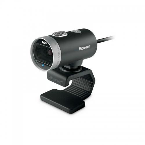 Camera Web Microsoft LifeCam Cinema Business, 720P, autofocus, microfon, USB, Black