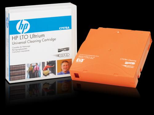 Cartuş de curăţare HP universal Ultrium
