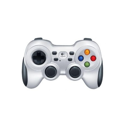 Gamepad Wireless F710, Black-Silver