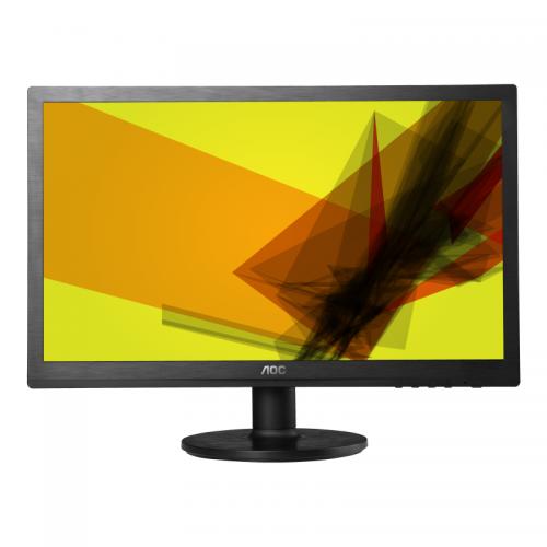 """Monitor LED AOC e2260Swda, 21.5"""", Black"""
