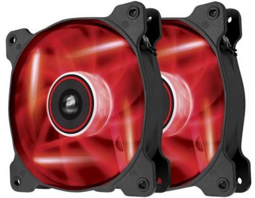 Ventilator Corsair AF120 LED Red, 120 mm