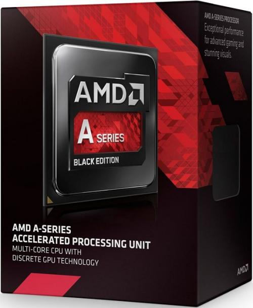 Procesor AMD Kaveri A6-Series X2 7400K, 3.9GHz, Socket FM2+, Box