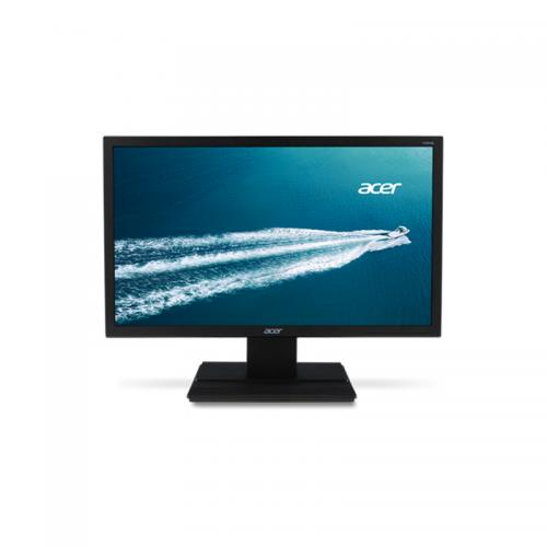 "Monitor ACER V206HQLBb, 19.5"" HD (1366x768) LED, 5ms, VGA, Black"