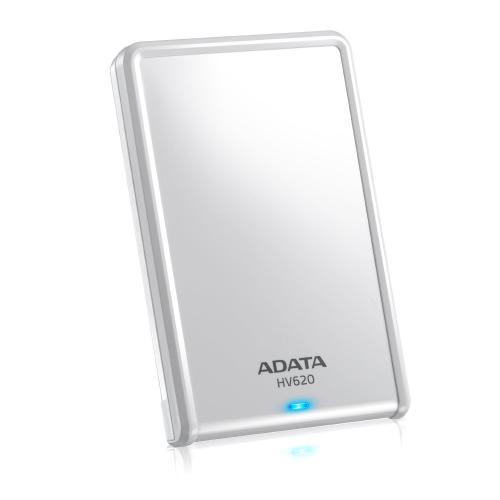 """HDD extern ADATA HV620 1TB, 2.5"""", USB 3.0, Alb"""