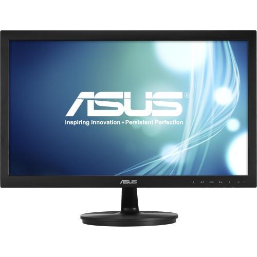 "Monitor LED Asus VS228DE, 21.5"", Wide, Full HD, Negru"