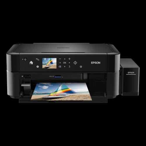 Imprimanta inkjet color Epson L810