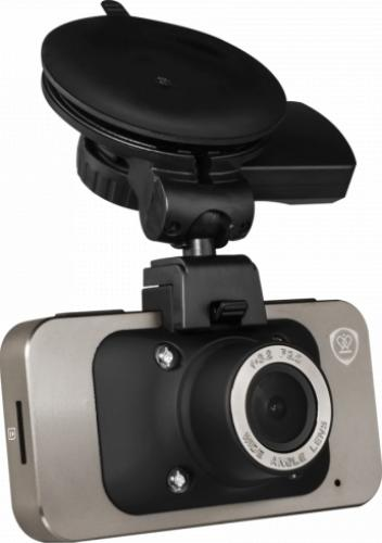 Camera Video Auto Prestigio RoadRunner 545GPS, Full HD, Black