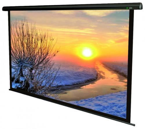 Ecran de proiectie electric Sopar Lorenzo SP5180LO, 180 x 180cm