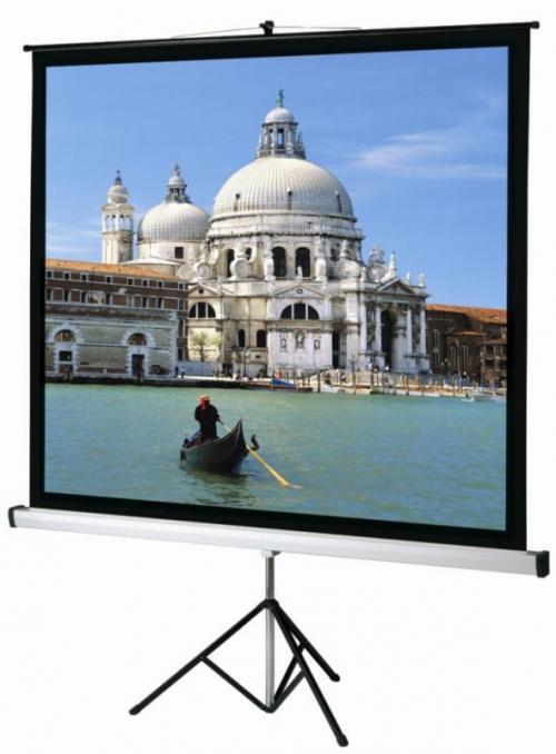 Ecran de proiectie cu trepied Sopar Superior SP1220, 200cm x 200cm