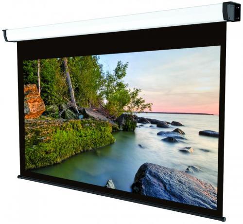 Ecran de proiectie montabil pe perete Sopar Platinum SP3240PL, 240cm x 210cm