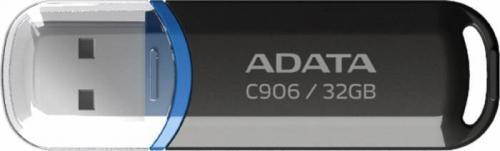 Memorie USB ADATA Classic C906, 32GB, USB2.0, Black