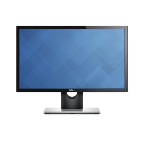 """Monitor LED DELL SE2416H, 23.8"""" LED IPS, FullHD, 6ms, 250cd/m2, VGA/HDMI, Negru"""