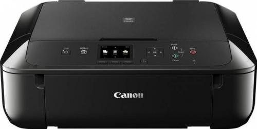 Multifunctional inkjet color Canon Pixma MG5750, Black
