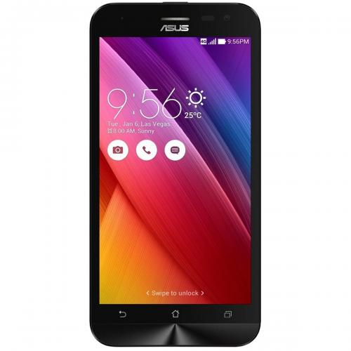 "Telefon mobil ASUS ZenFone 2 Laser ZE500KL, 5"", CPU quad 1.2GHz, 2GB RAM, 16GB flash, 4G, Dual SIM, White"