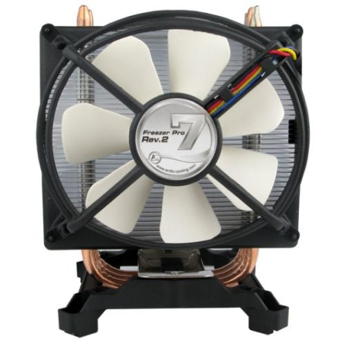 Cooler ARCTIC Cooling Freezer 7 PRO rev. 2, universal, 3 heatpipe, Al-Cu, fan 120mm, CPU pana la 150W, PWM