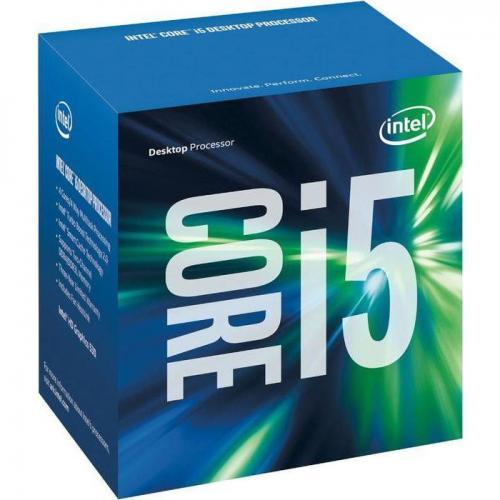 Procesor Intel Core i5-6600, 3.3GHz, Skylake, 6MB, Socket 1151, Box