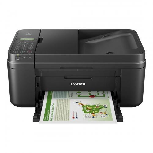 Multifunctional Inkjet color CANON Pixma MX495, A4 (Printare, Copiere, Scanare, Fax), 24ppm, ADF, wireless, negru