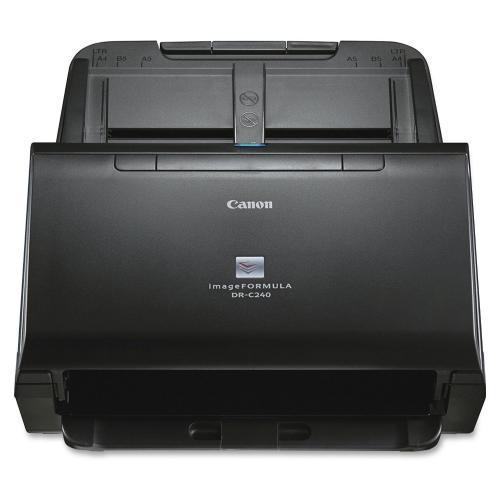Scanner Canon DR-C240, Negru