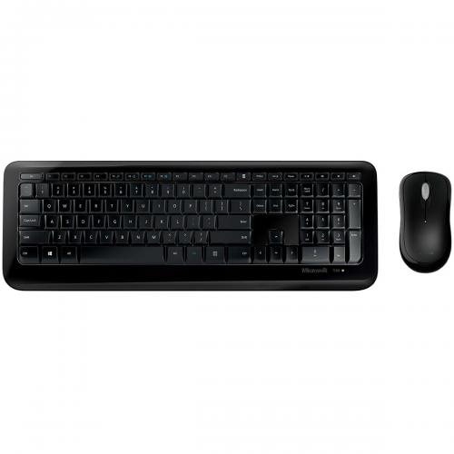 Kit Tastatura + Mouse Microsoft Desktop 850 Business, Black