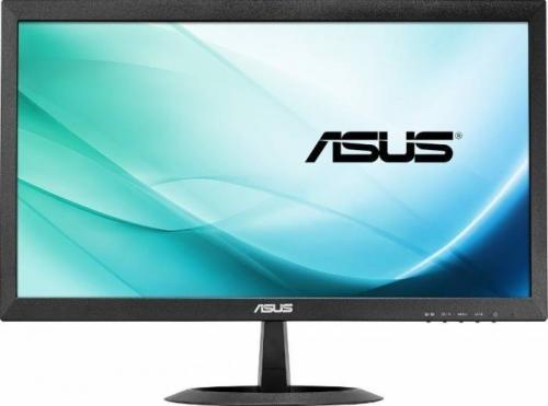 "Monitor LED Asus VX207DE, 19.5"", Black"