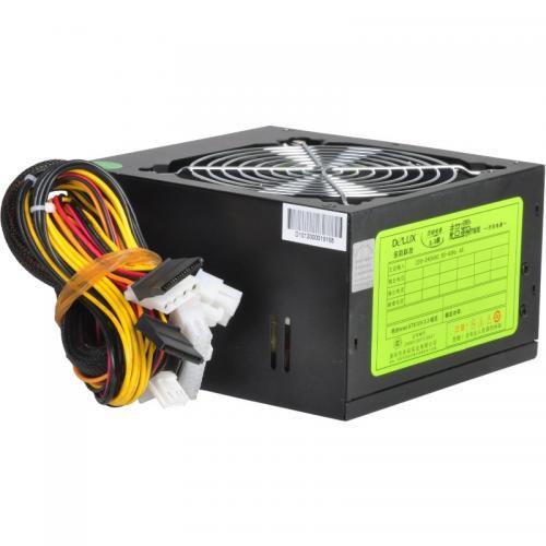 Sursa Delux ATX-500W, 500W, Argintie