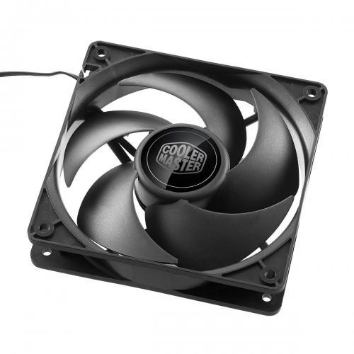 Ventilator Cooler Master Silencio FP 120, Negru