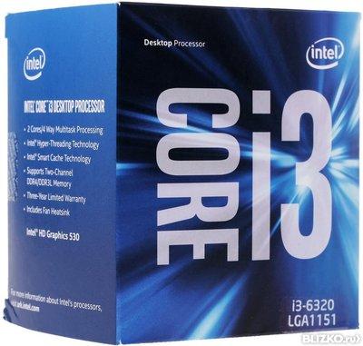 Procesor Intel Core i3 Ci3-6320, 3.9GHz, 4 MB, Socket 1151