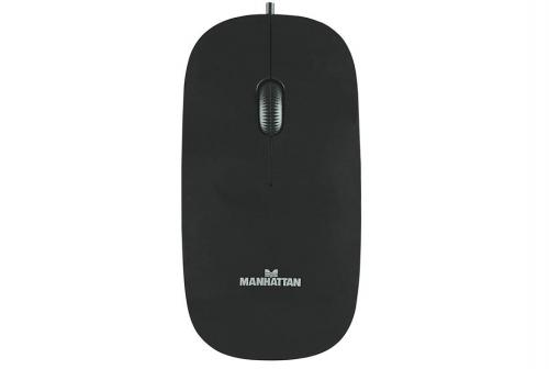 Mouse Manhattan Silhouette 177658, Black