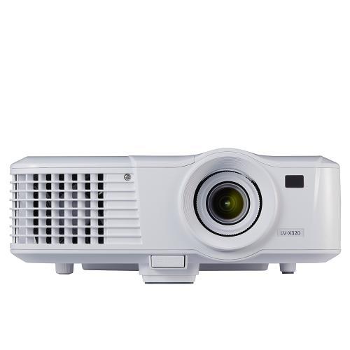 Videoproiector Canon LV-X320, Alb