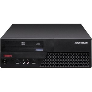 Sistem PC refurbished Lenovo M58 desktop, Intel Core 2 Duo E8400 3GHz, RAM 4Gb DDR3, HDD 250GB, DRW, licenta Windows 7 Professional