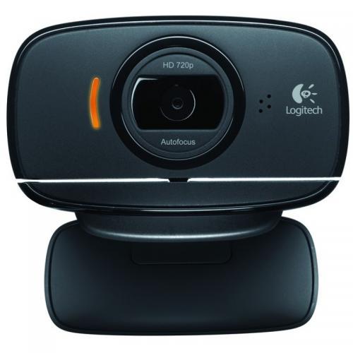 Camera web Logitech C525, Black