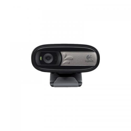 Camera web Logitech C170, Black
