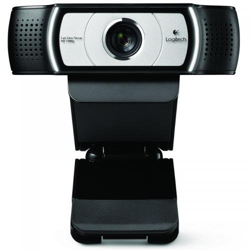 Camera web Logitech C930e, Neagra