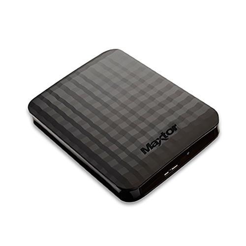 HDD extern Maxtor M3 portabil 1TB, 2.5'', USB 3.0, Black