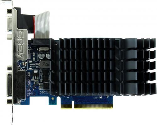 Placa video Asus Nvidia GeForce GT 710, 2GB DDR3, 64Bit
